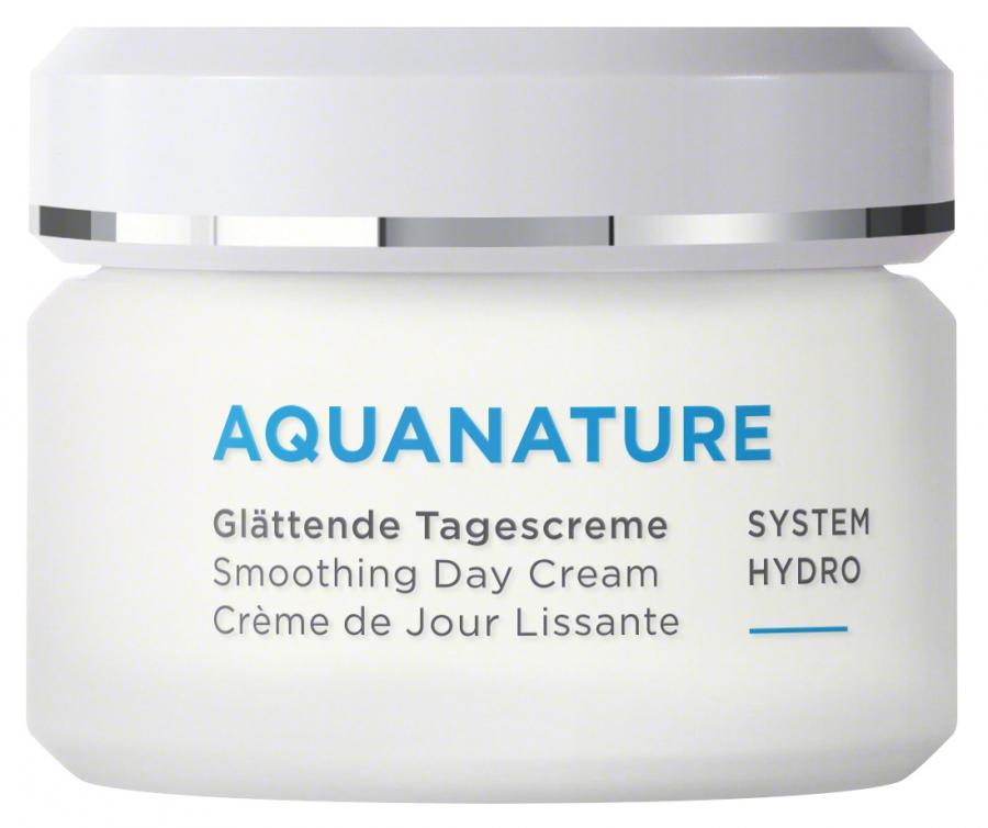 Aquanature System hydro - Vyhladzujúci hydratačný denný krém 50ml