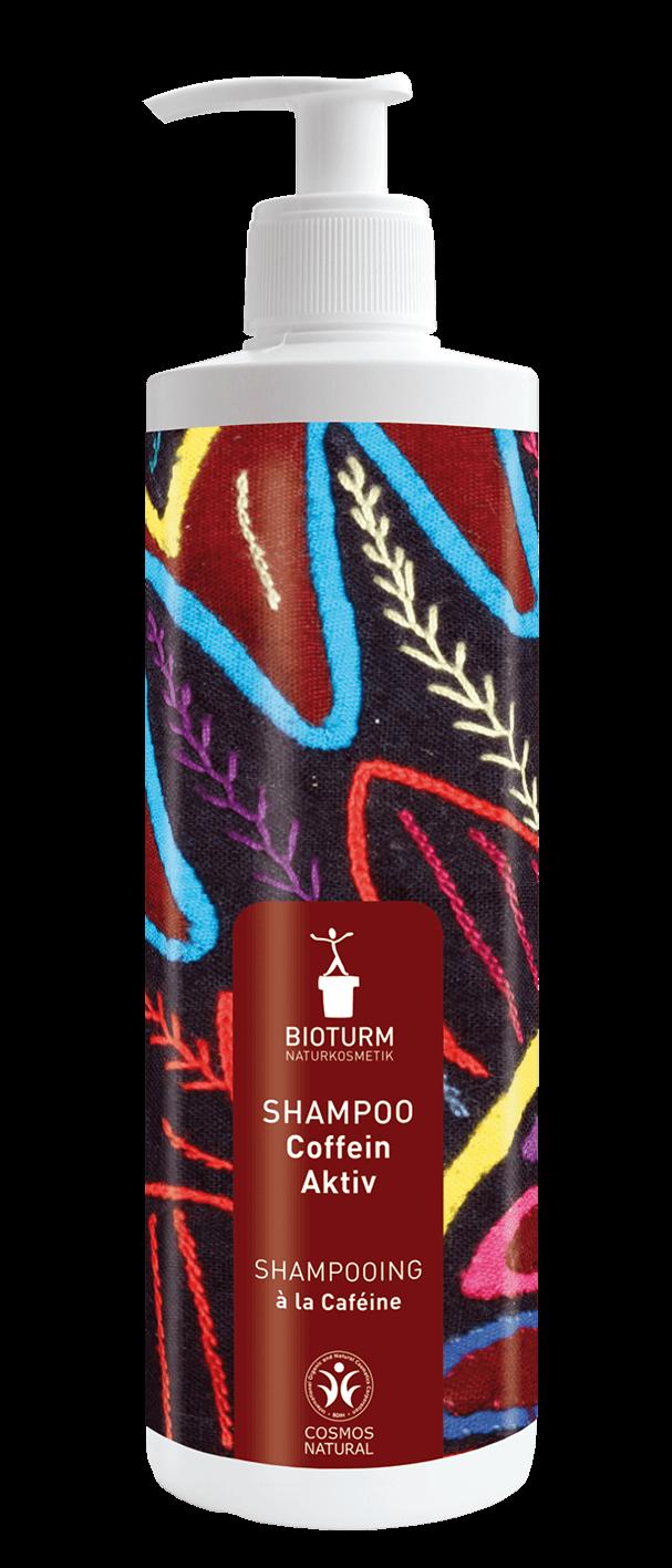 Šampón caffein active  - 500ml