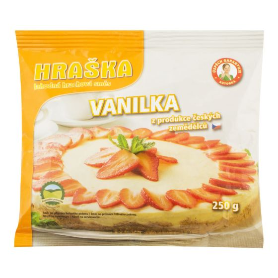 Hraška vanilková bezglut. 250 g