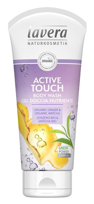 Akcia spotreba 10/2021 Body wash active touch 200 ml