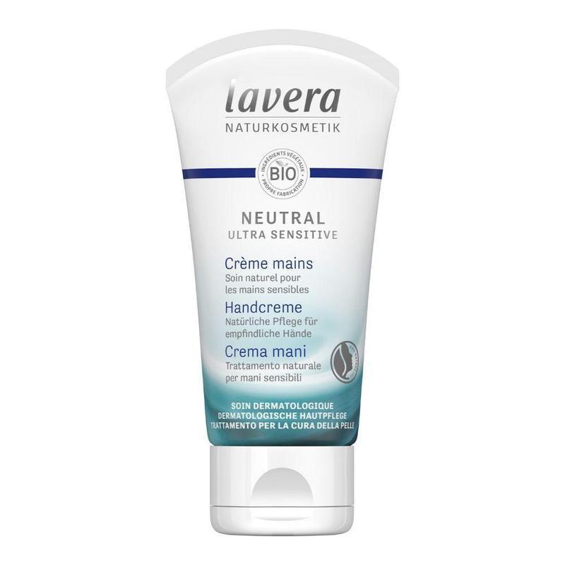 Lavera Neutral ultra sensitive krém na ruky 50 ml 50 ml