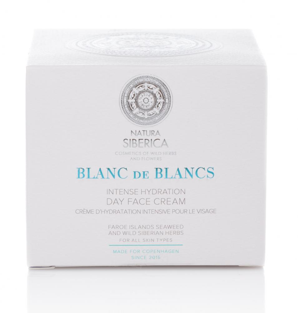 Siberie Blanche - Hydratačný denný pleťový krém 50 ml