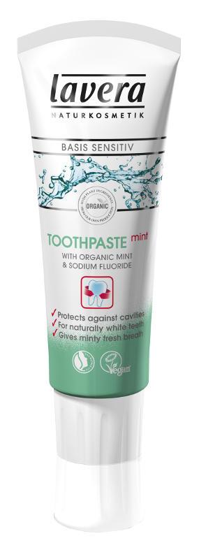 Zubná pasta s Mätou -S