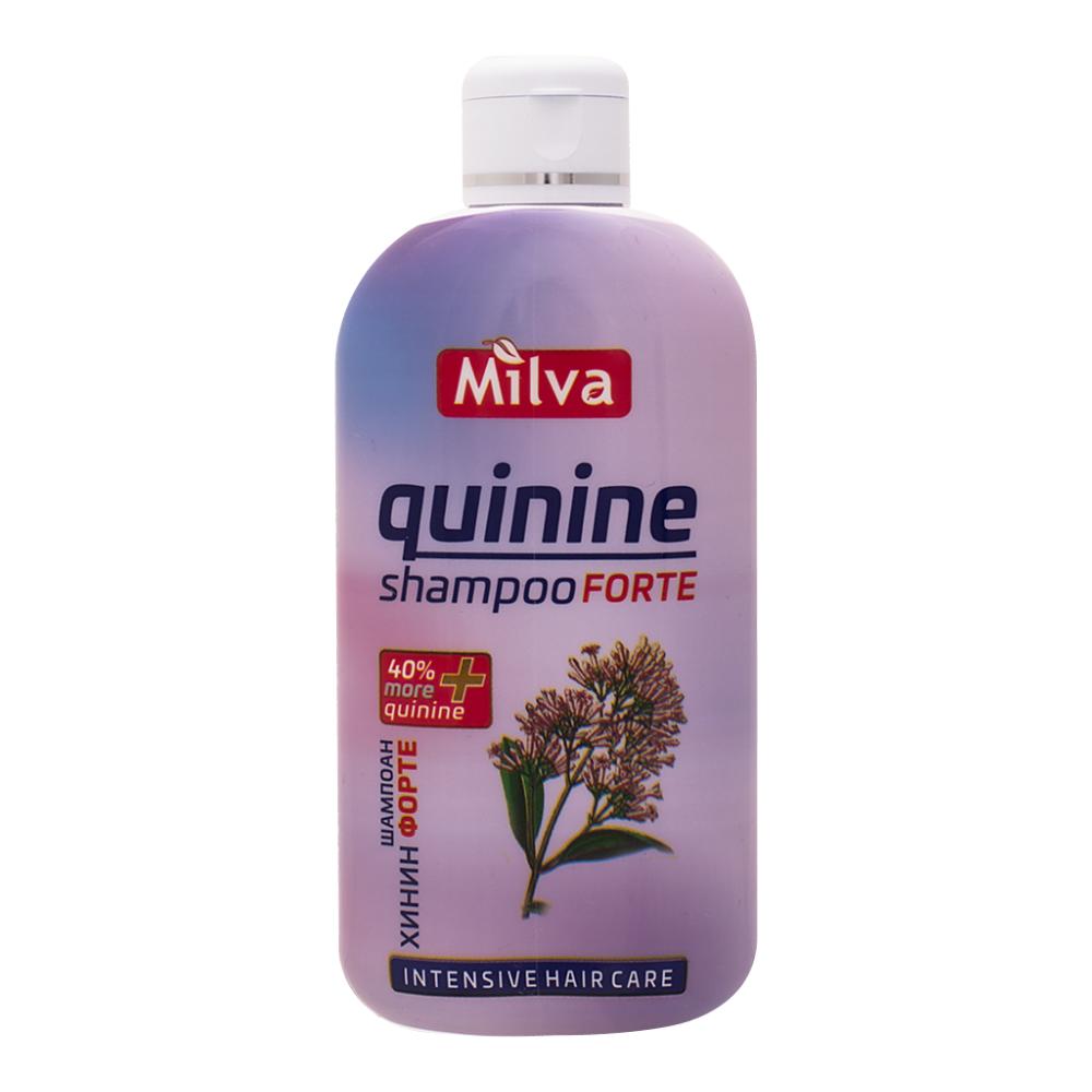 Milva Chinínový šampón forte 200 ml 200 ml