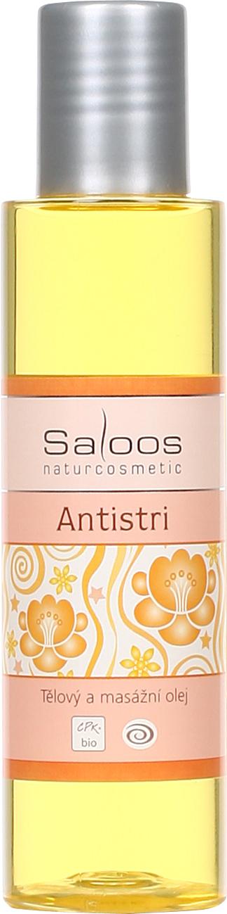 Antistri - telový a masážny olej 125