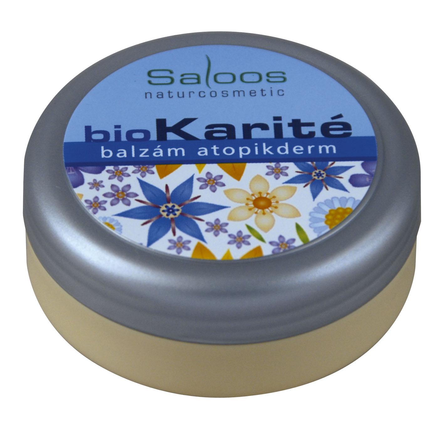 Saloos Bio karité - Balzam atopikderm 50 50 ml