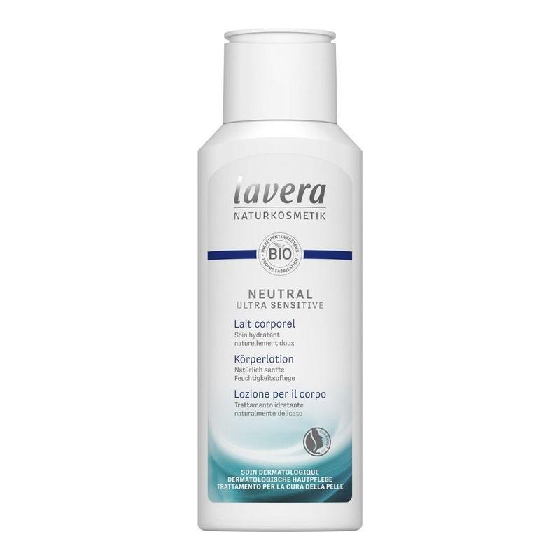 Neutral ultra sensitive telové mlieko 200 ml