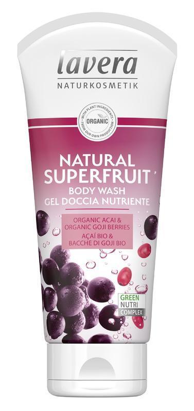 Akcia spotreba 10/2021 Sprchový gél natural superfruit 200 ml