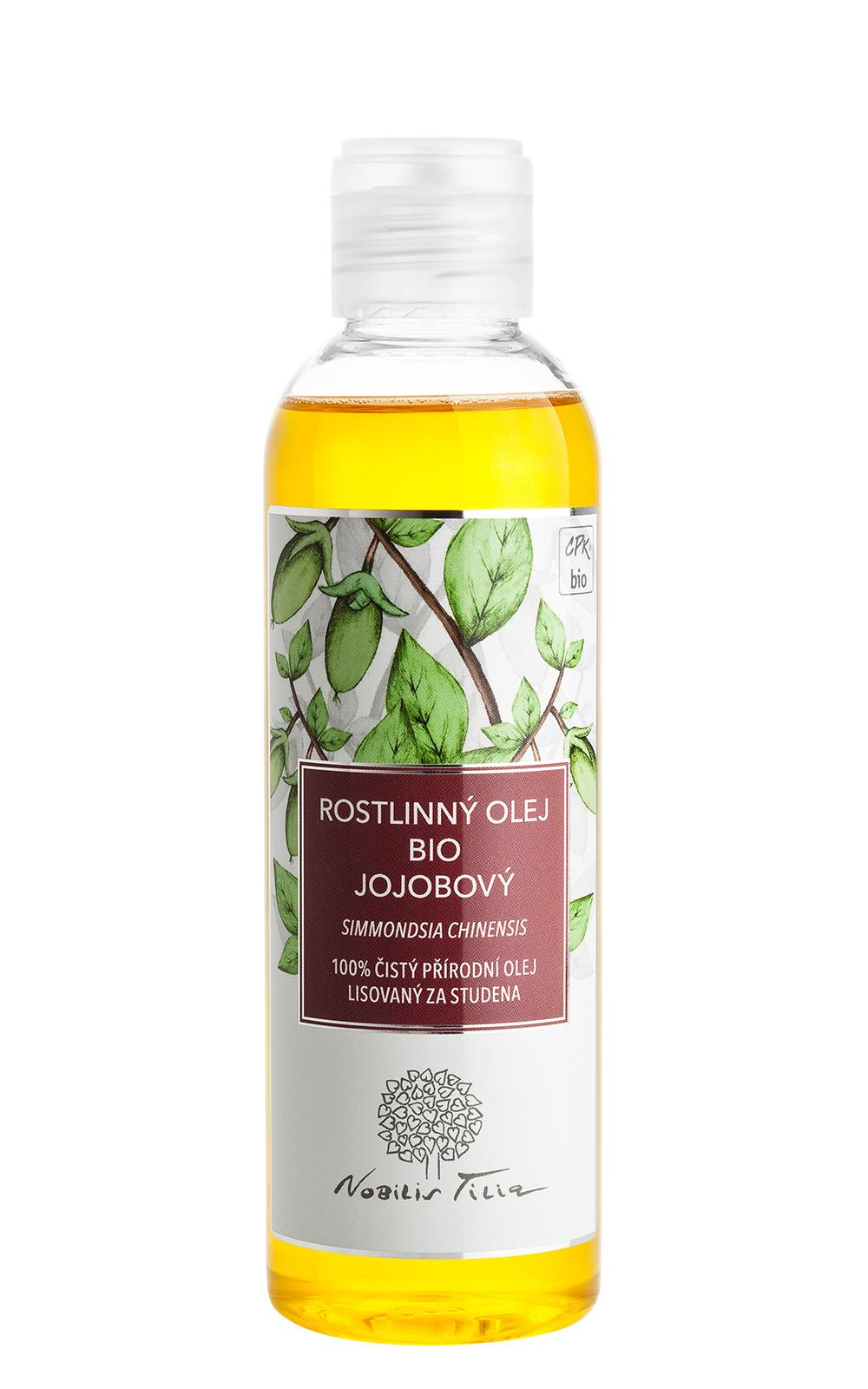 Nobilis Tilia Jojobový olej bio 200ml 200 ml