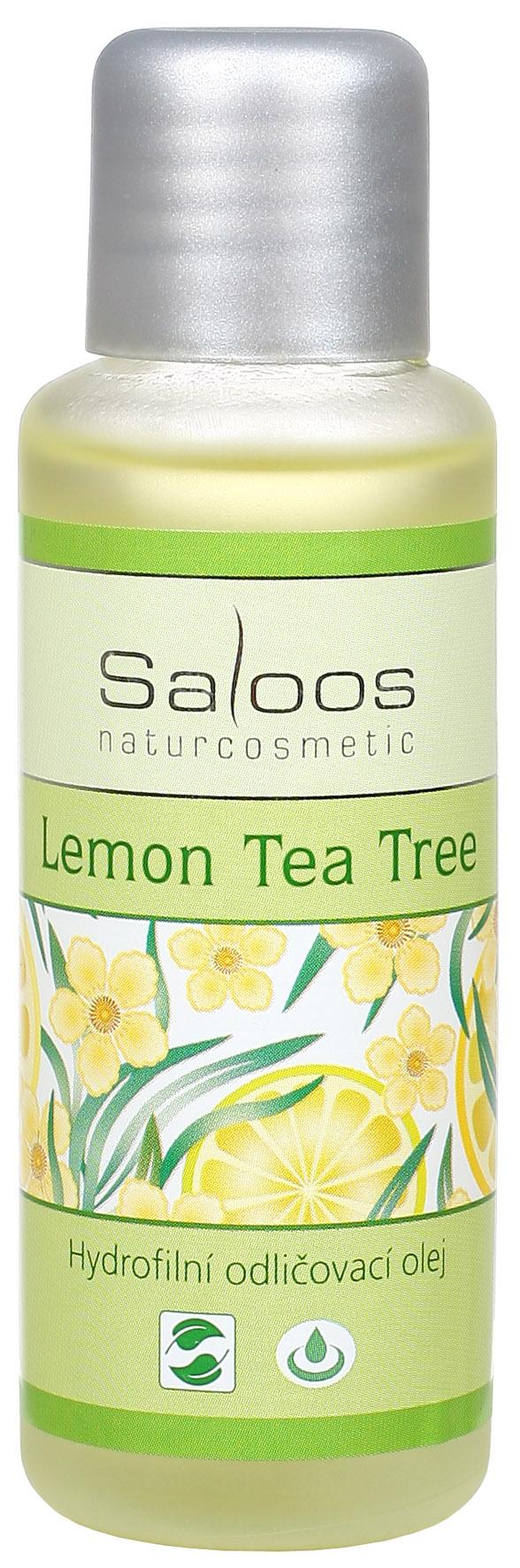 Saloos Lemon Tea tree - hydrofilný odličovací olej 50 50 ml