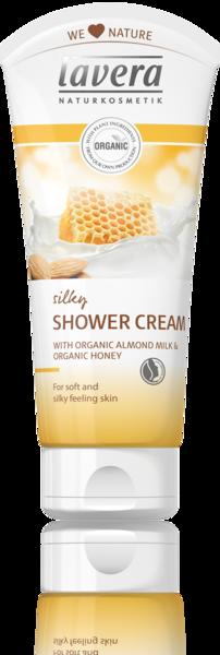 Jemný sprchový krém Mandľové mlieko & Med 200 ml