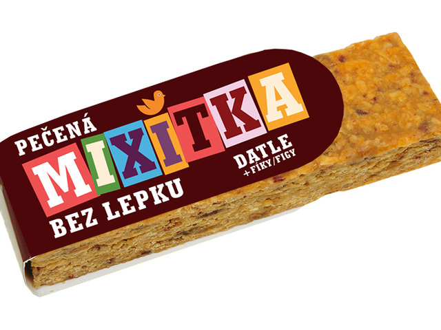 Mixitka BEZ LEPKU - Datle + Figy