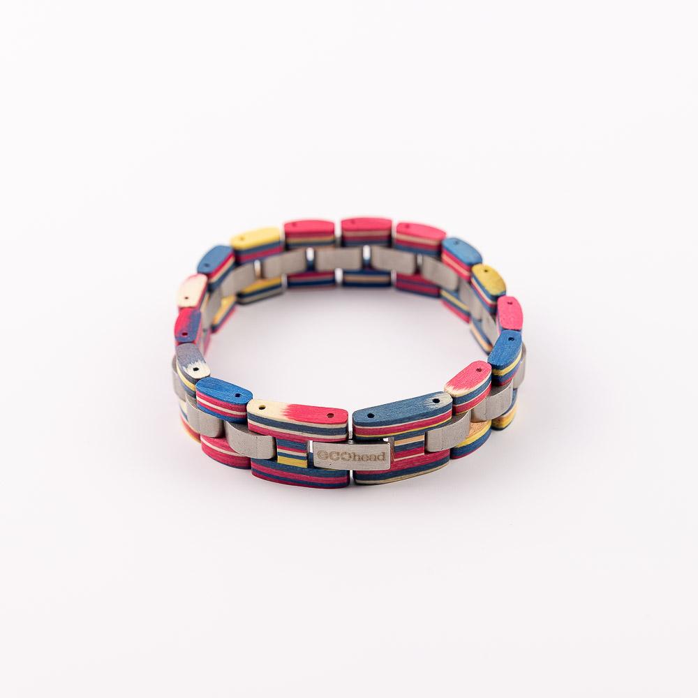 Ecohead Náramok na ruku - Beautiful Rainbow s krabičkou gift box