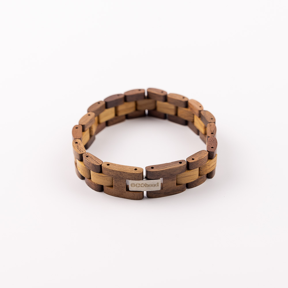 Náramok na ruku - Walnut Oak