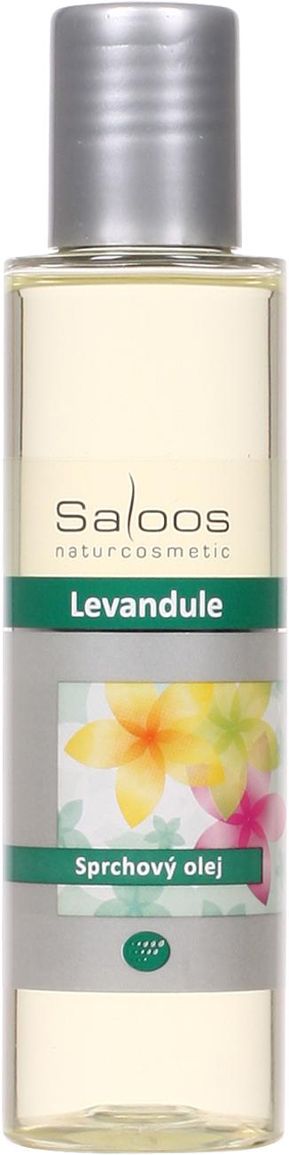 Levanduľa - sprchový olej 125