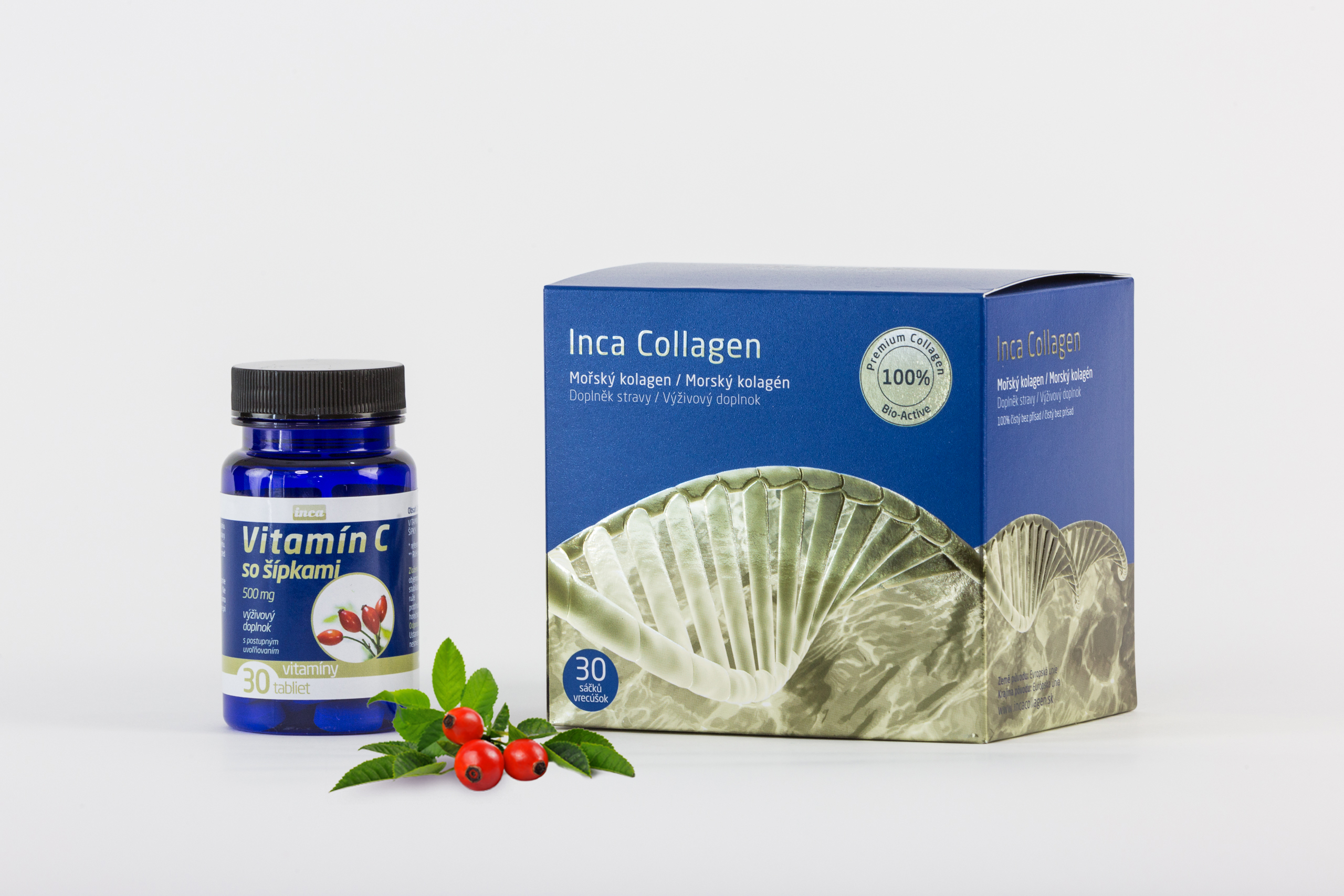 3256fcea846d Inca Collagen - Morský kolagén 100% čistý bez prísad - BIO a ...