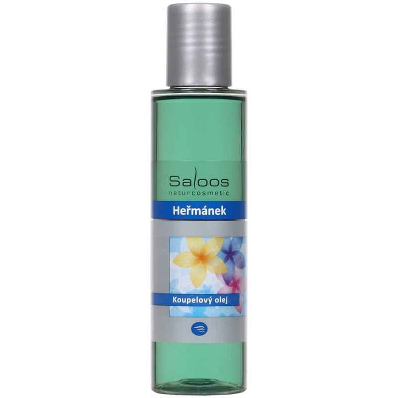 Saloos Harmanček - kúpeľový olej 125 125 ml