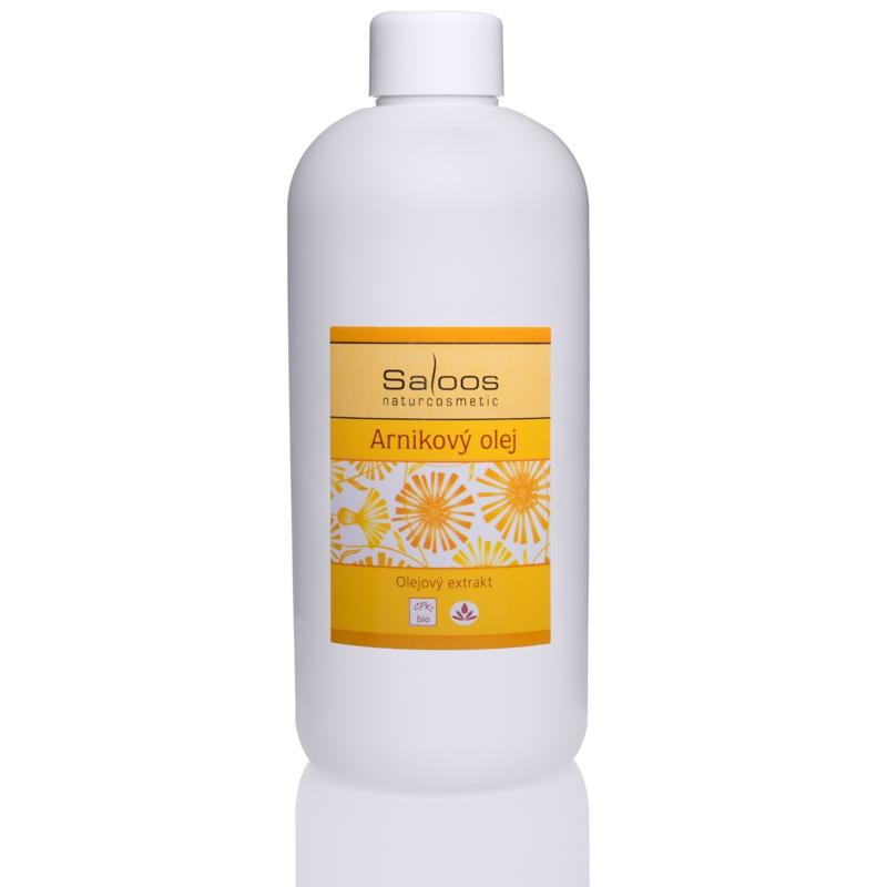 Saloos Arnikový olej 500 ml 500 ml