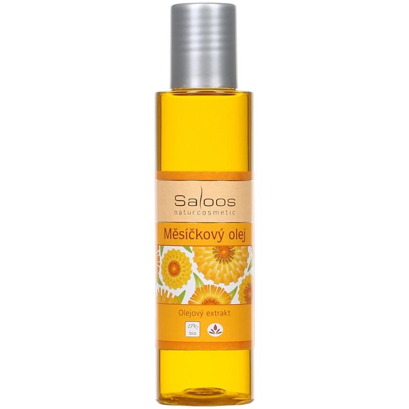 Saloos Nechtíkový olej - olejový extrakt 125 ml 125 ml