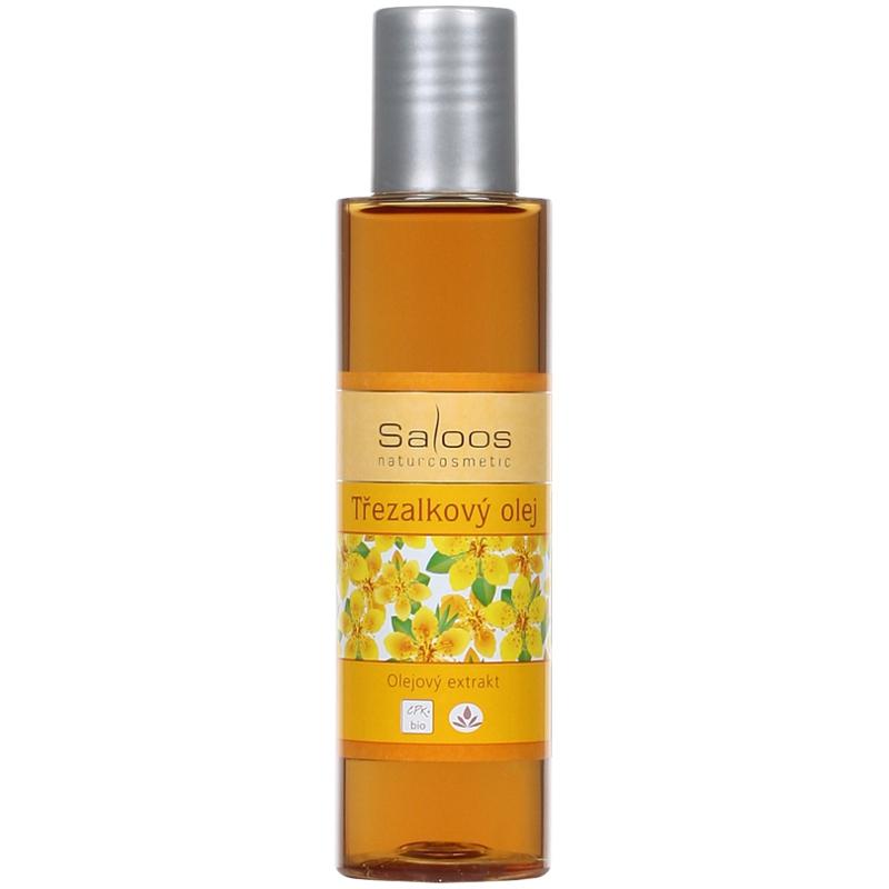 Saloos Ľubovníkový olej - olejový extrakt 125 ml 125 ml