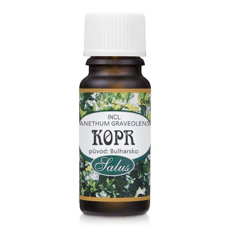 Saloos Kôpor - esenciálny olej 10 ml 10 ml