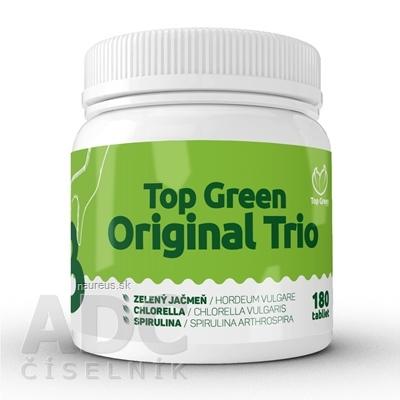 Top Green Top Trio tbl 1x180 ks