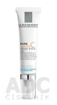 La Roche Posay LA ROCHE-POSAY PURE VITAMIN C YEUX - OČNÝ očný krém proti vráskam 1x15 ml