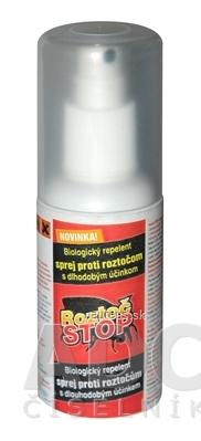 Roztoč STOP repelent, sprej proti roztočom 1x100 ml