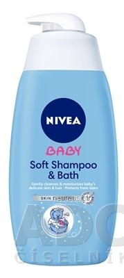 BEIERSDORF AG NIVEA BABY Jemný kúpeľ a šampón 1x500 ml