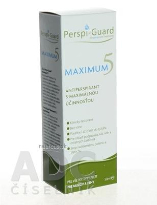Avanor Healthcare Ltd. Perspi-Guard MAXIMUM 5 50 ml