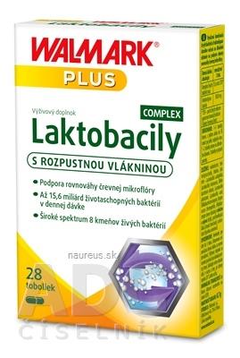 WALMARK, a.s. WALMARK Laktobacily COMPLEX cps 1x28 ks 28 ks