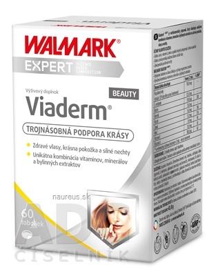 WALMARK VIADERM Beauty cps (inov.2019) 1x60 ks