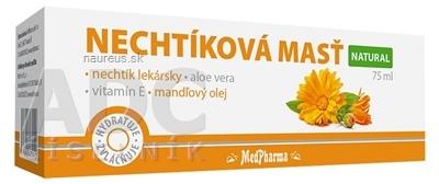 MedPharma, spol. s r.o. MedPharma NECHTÍKOVÁ MASŤ NATURAL 1x75 ml 75 ml
