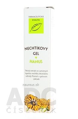 Hanus - Bylinné prípravky HANUS NECHTÍKOVY GÉL 1x55 ml 55 ml