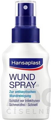 BEIERSDORF AG Hansaplast SPREJ NA RANY (Wund spray) 1x50 ml