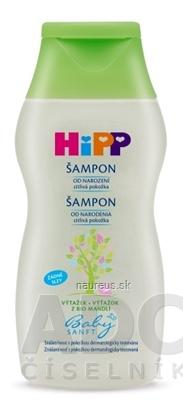 Hipp Beteiligungs AG HiPP BabySANFT Šampón (od narodenia) 1x200 ml 200 ml