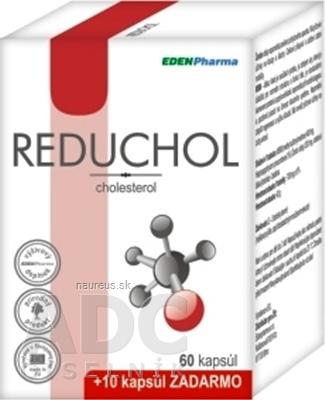 EDENPharma REDUCHOL cps 60+10 zadarmo (70 ks)