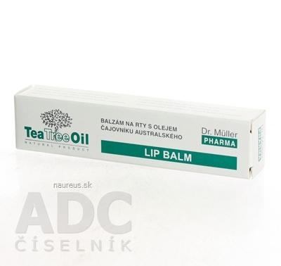 Dr. Müller Pharma s.r.o. Dr. Müller Tea Tree Oil BALZAM NA PERY 1x10 ml 10 ml
