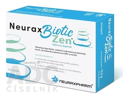 NeuraxBiotic Zen cps 1x30 ks