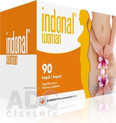 Synergia Pharmaceuticals, s.r.o. Indonal woman 90 ks