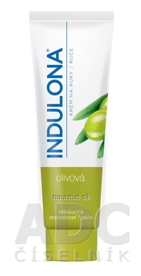 Saneca Pharmaceuticals, a.s. INDULONA olivová krém na ruky 1x85 ml 85 ml