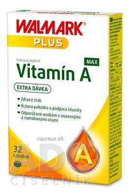 WALMARK, a.s. WALMARK Vitamín A MAX