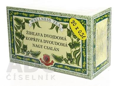HERBEX spol. s r.o. HERBEX ŽIHĽAVA DVOJDOMÁ bylinný čaj 20x3 g (60 g) 20 x 3 g