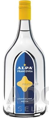 ALPA FRANCOVKA liehový bylinkový roztok 1x1 l