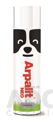AVEFLOR, a.s. Arpalit NEO šampón s extraktom z listov čajovníka pre zvieratá, 1x250 ml 250 ml