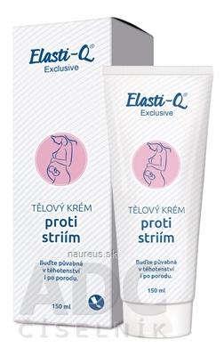 Simply You Pharmaceuticals a.s. Elasti-Q Exclusive telový krém proti striam 1x150 ml 150 ml