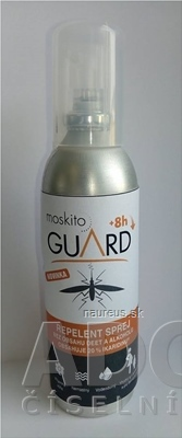 Moskito GUARD repelent sprej 1x75 ml