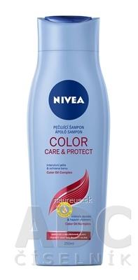 BEIERSDORF AG NIVEA HAIR Šampón Color Care & Protect (CrystalGloss) 1x250 ml 250 ml