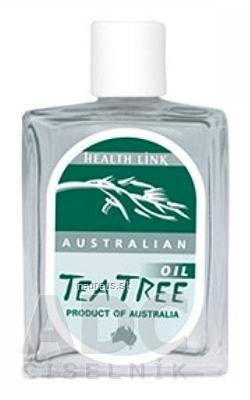 Health Link s.r.o. Health Link TEA TREE OIL čajovníkový olej 1x30 ml 30 ml