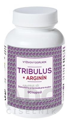 NATURVITA, a.s. NATURVITA TRIBULUS + ARGINÍN cps 1x90 ks 90 ks